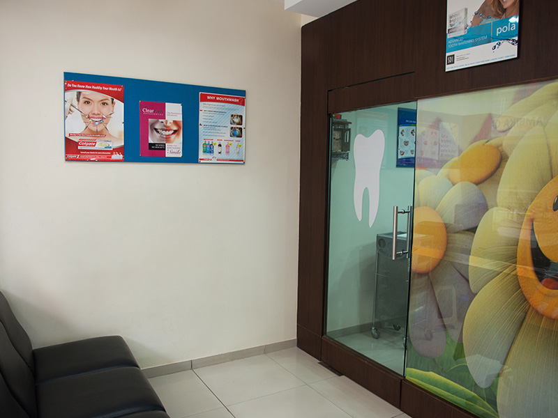 kids dental treatment in Borsad