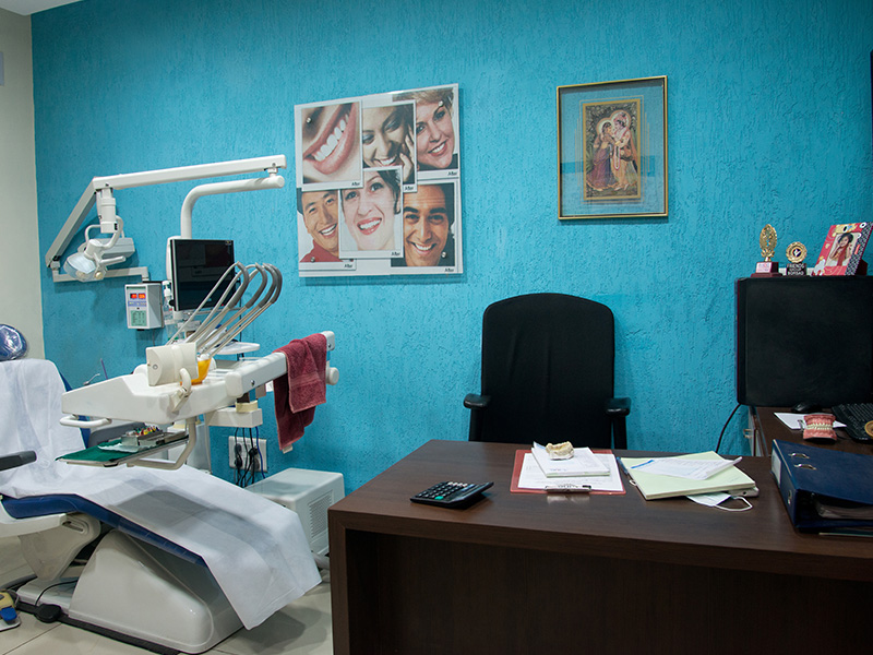whitening teeth clinic in Borsad