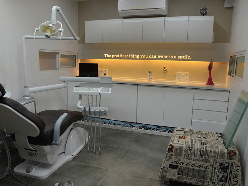 Gentle dental care in Vadodara